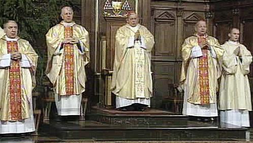 Katoličtí kněží