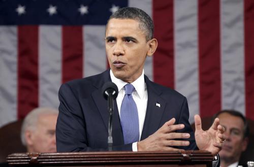 Barak Obama přednesl projev o stavu unie