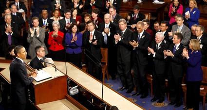 Barack Obama v Kongresu
