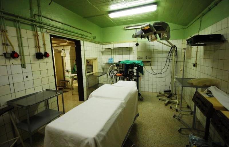 Podzemní nemocnice