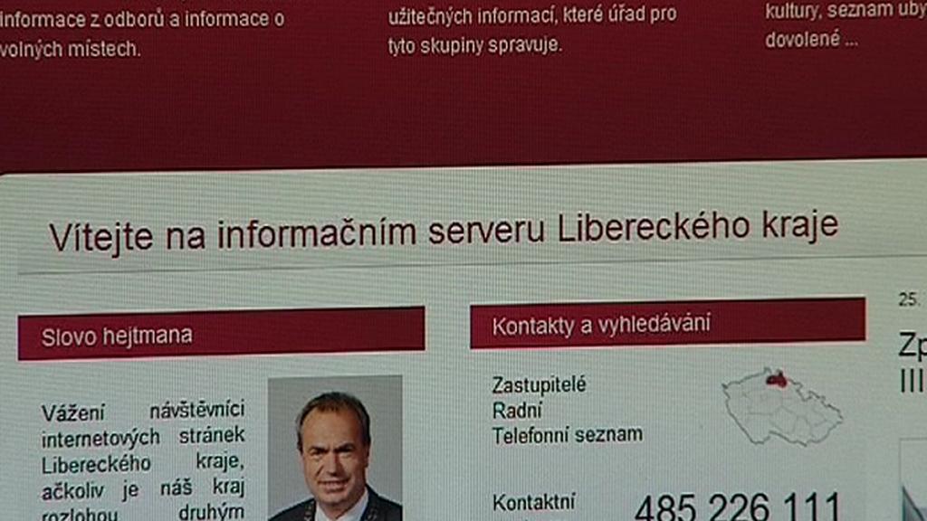Informační server