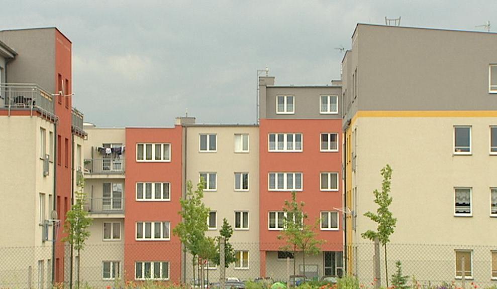 Nové domy