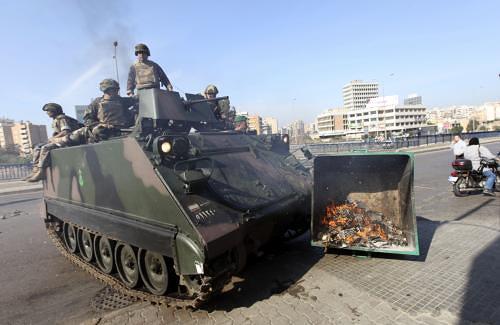 Libanonská armáda