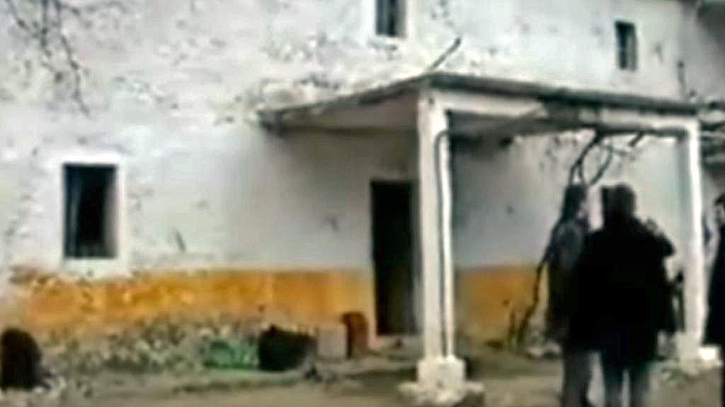 Dům v Kosovu, kde se údajně odebíraly orgány vězňům