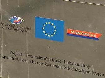Projekty s dotací EU