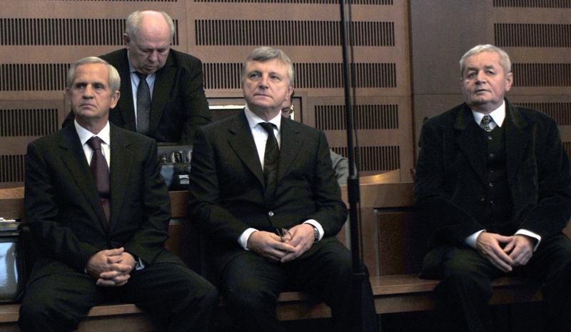 Petr Otava, Viktor Koláček a  Jan Przybyla