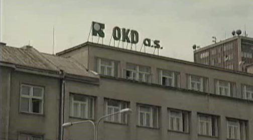 Společnost OKD