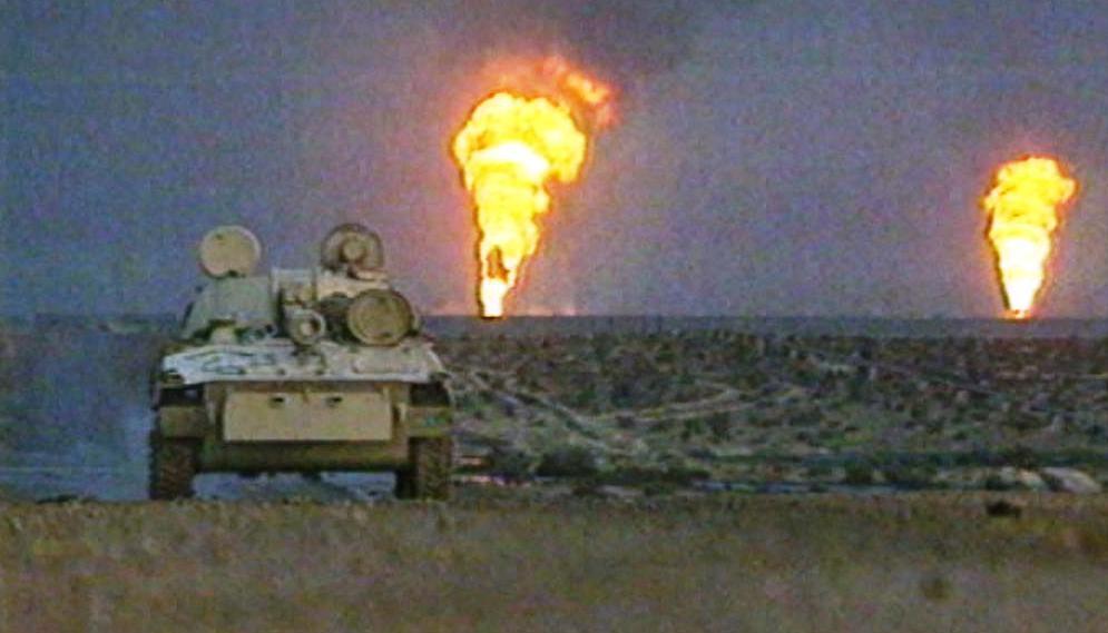 Válka v Kuvajtu