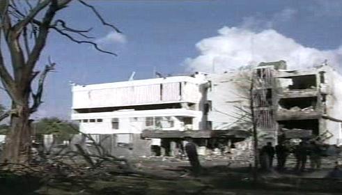 Teroristický útok na velvyslanectví USA v Africe v roce 1998