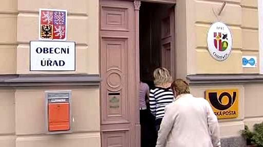 Obecní úřad v Chotíkově