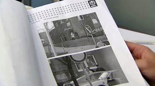 Záznamy ze sledování Marty Šorfové