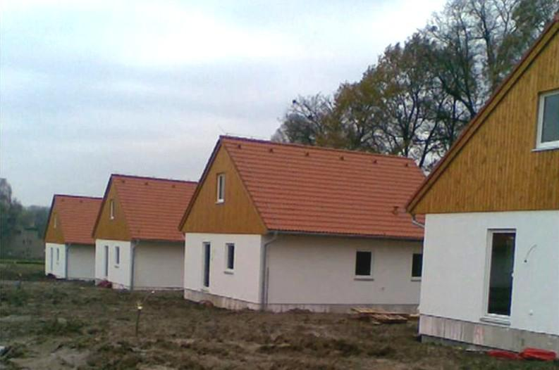 Povodňové domky