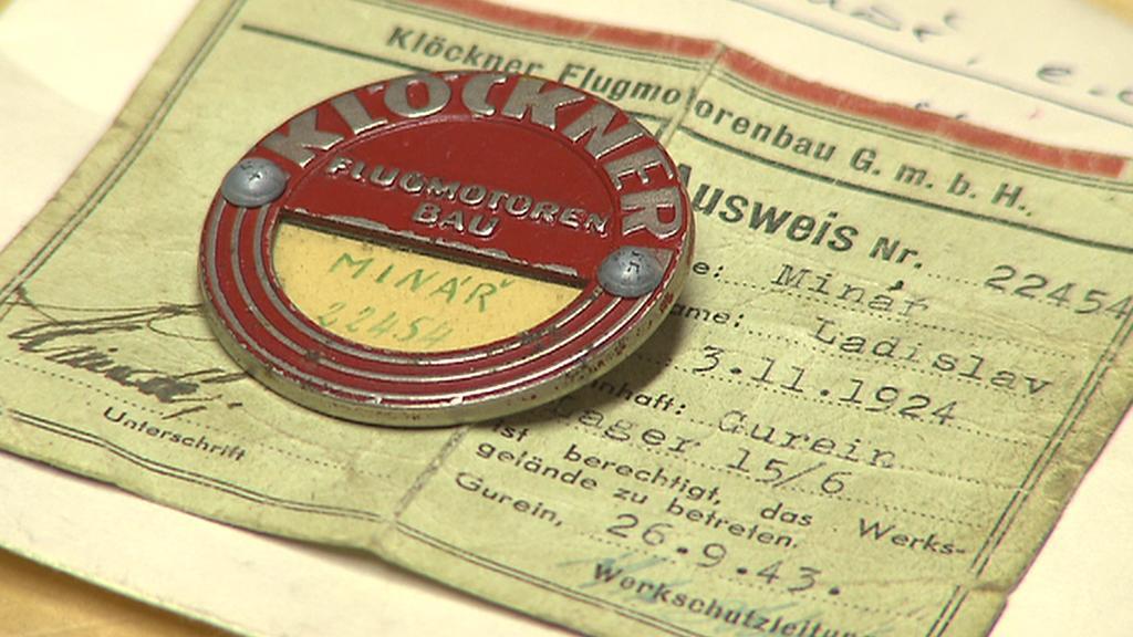Dokumenty z 2. světové války