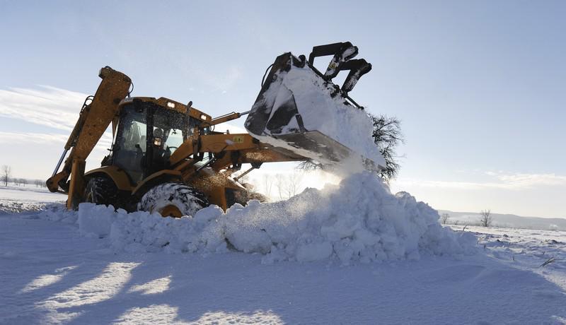 Boj se sněhem