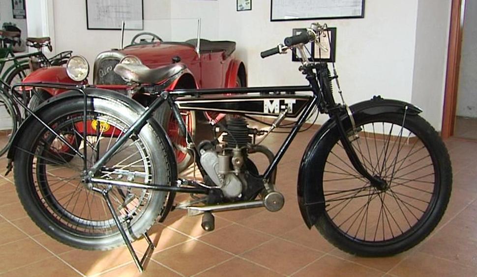 Motocykl Metro-Tyler