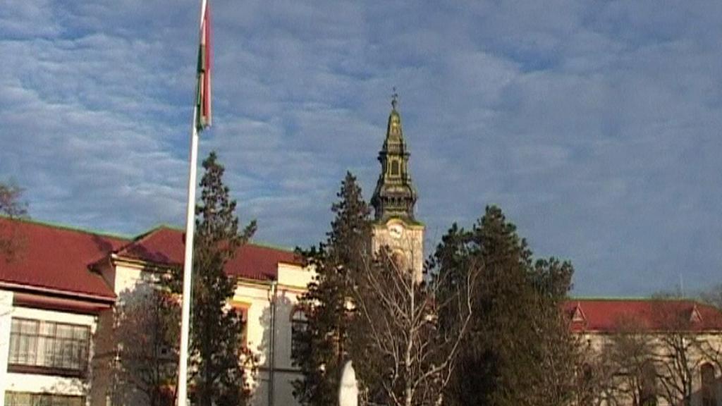 Maďarská obec Turkeve