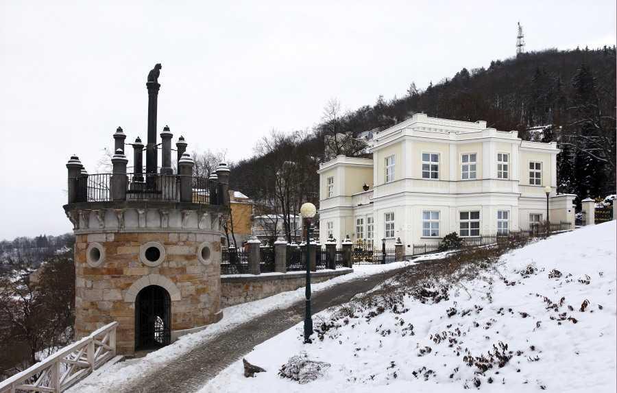 Vila Lützow (Karlovy Vary)