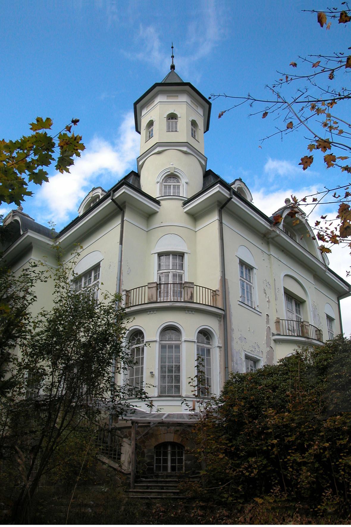 Vila Becher (Karlovy Vary)