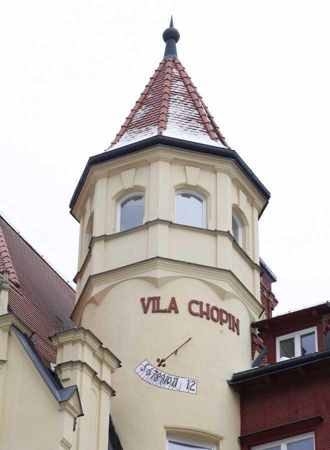 Vila Chopin (Karlovy Vary)