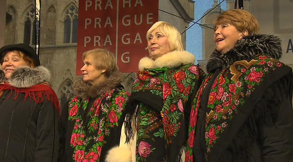 Rusky v Praze