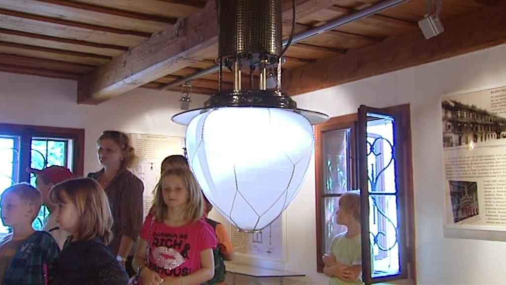 Oblouková lampa