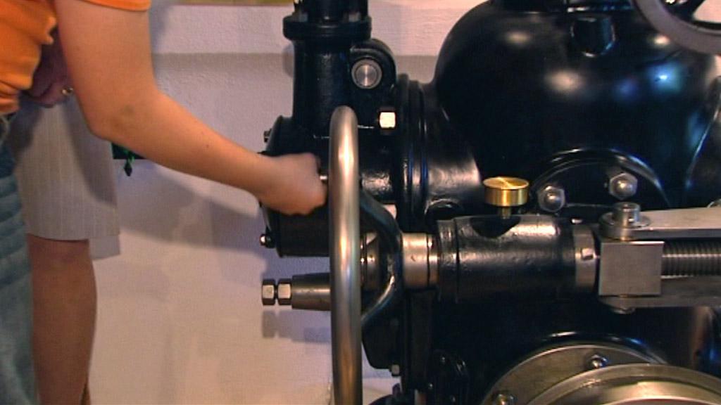 Křižíkův elektrický generátor