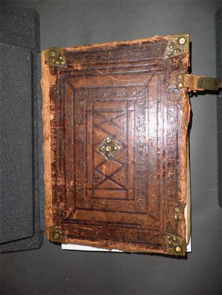 Kniha starého zemského, městského a jiného práva / detail