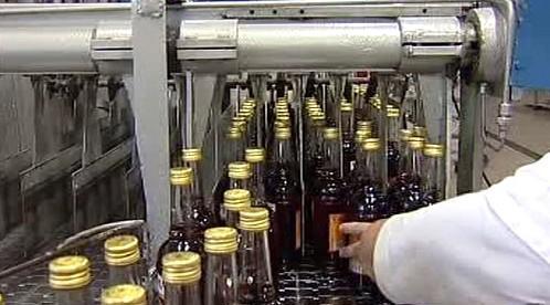 Výroba alkoholu