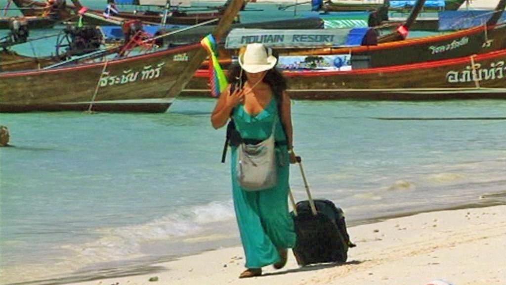 Thajská pláž