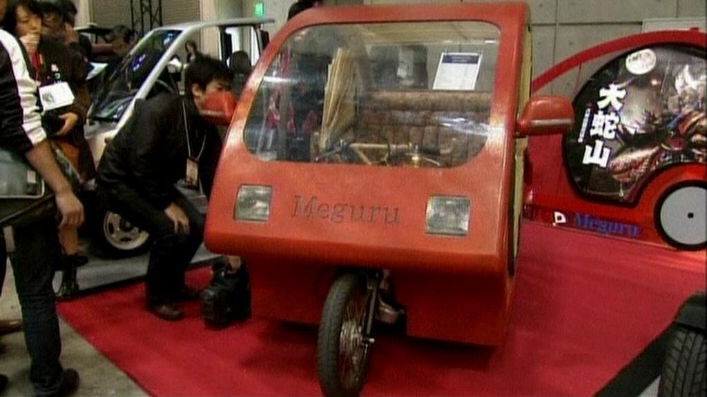 Elektrická rikša