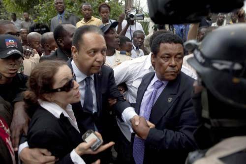 Jean-Claude Duvalier