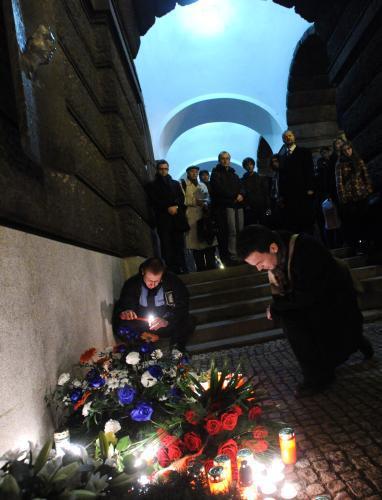 Pieta k 42. výročí úmrtí Jana Palacha