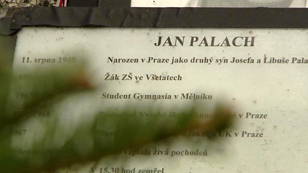 Hrob Jana Palacha