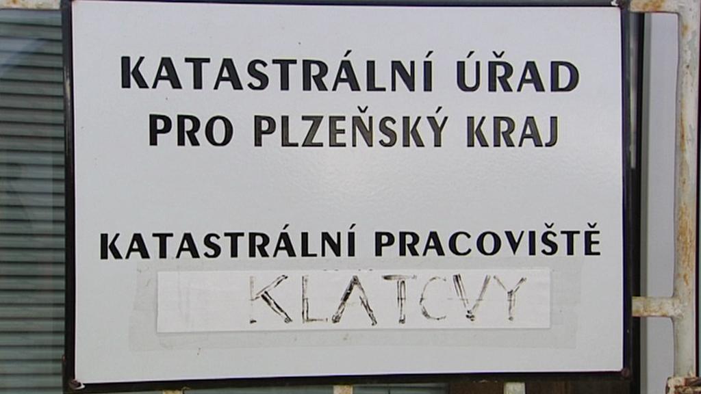 Katastrální úřad Klatovy