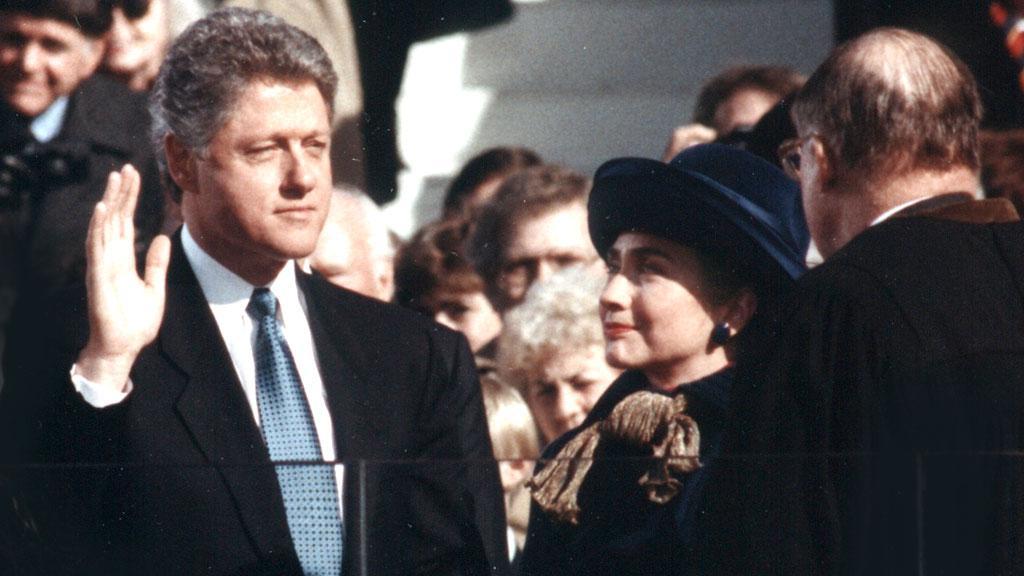 Inaugurace Billa Clintona