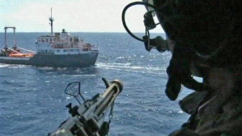 Hlídky v Adenském zálivu