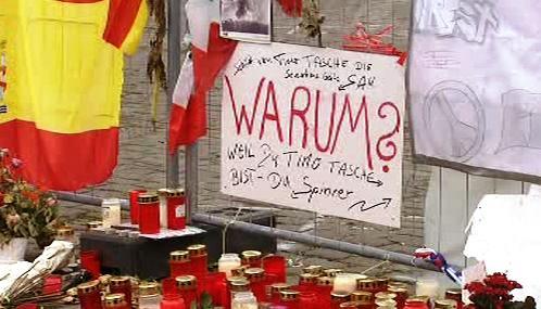 Duisburg vzpomíná na oběti Loveparade
