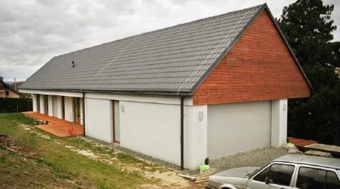 Studio Archanti / rodinný dům ve Štáblovicích