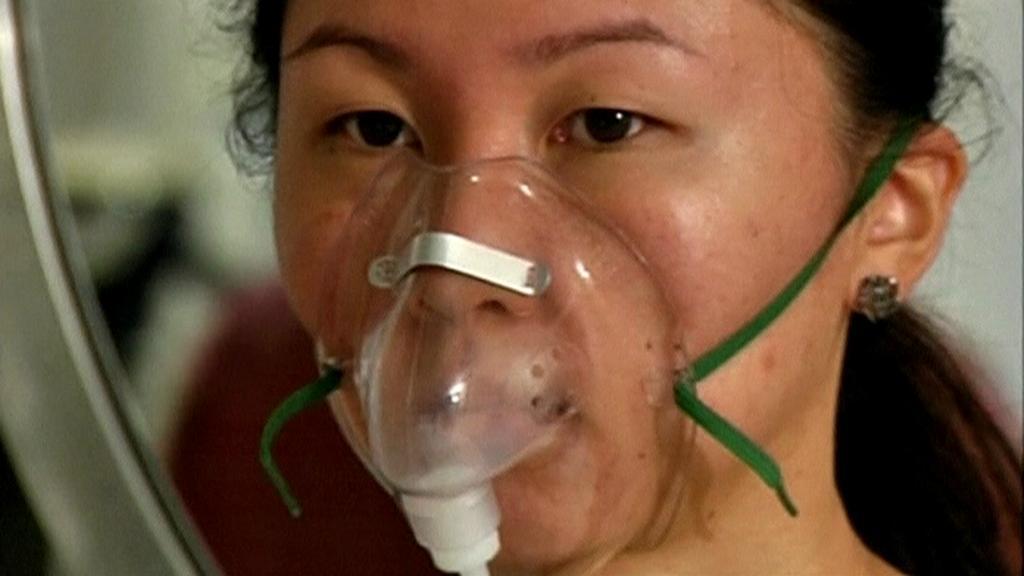 Dýchací maska