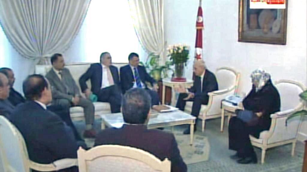 Přechodná tuniská vláda
