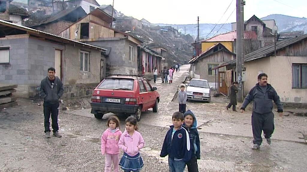 Romové na Slovensku
