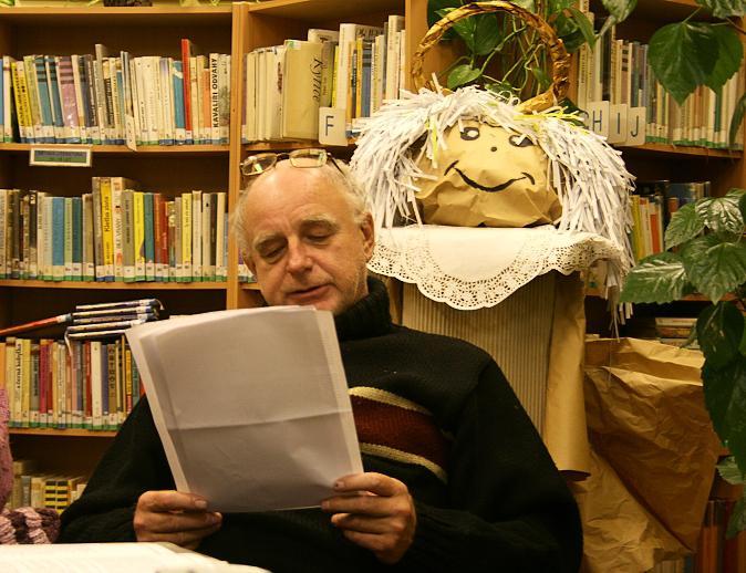 Po-čtení v Městské knihovně v Libochovicích
