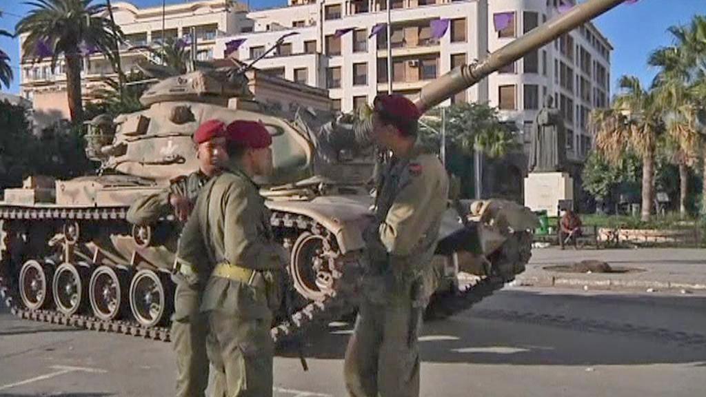 Tuniští vojáci