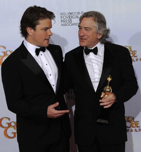 Matt Damon a Robert de Niro