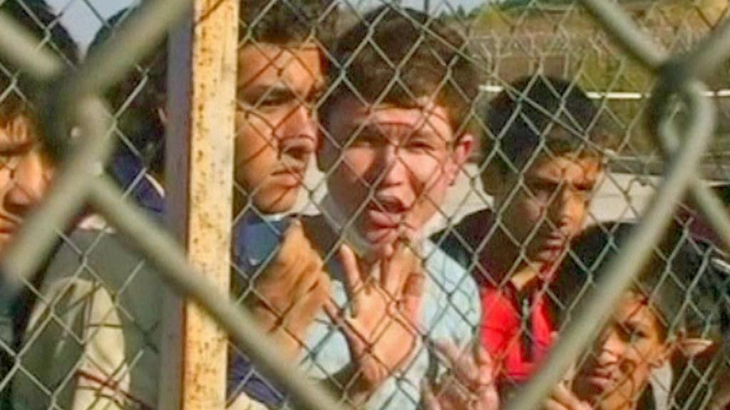 Afghánští uprchlíci