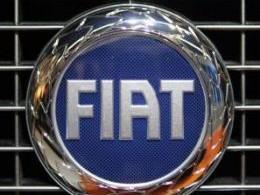 Logo firmy Fiat