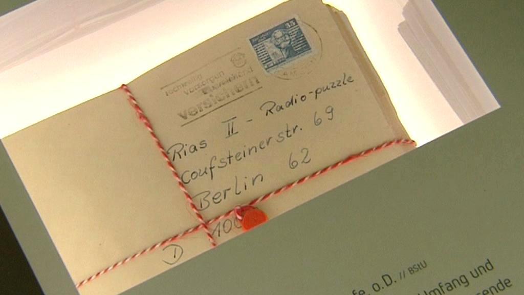Expozice Stasi