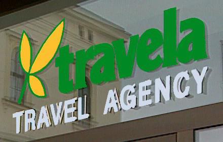 Logo CK Travela