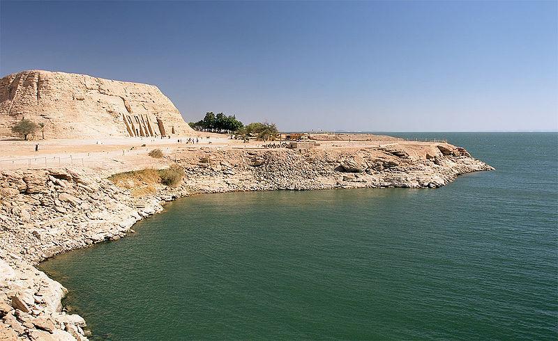 Asuánská přehrada