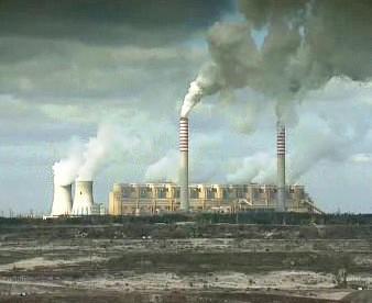 Znečištění životního prostředí